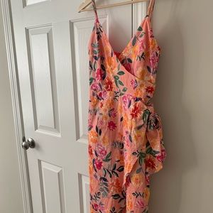 Lovers and friends floral dress